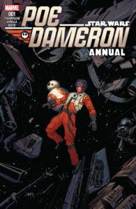 Poe Dameron Annual #1 (21.06.2017)