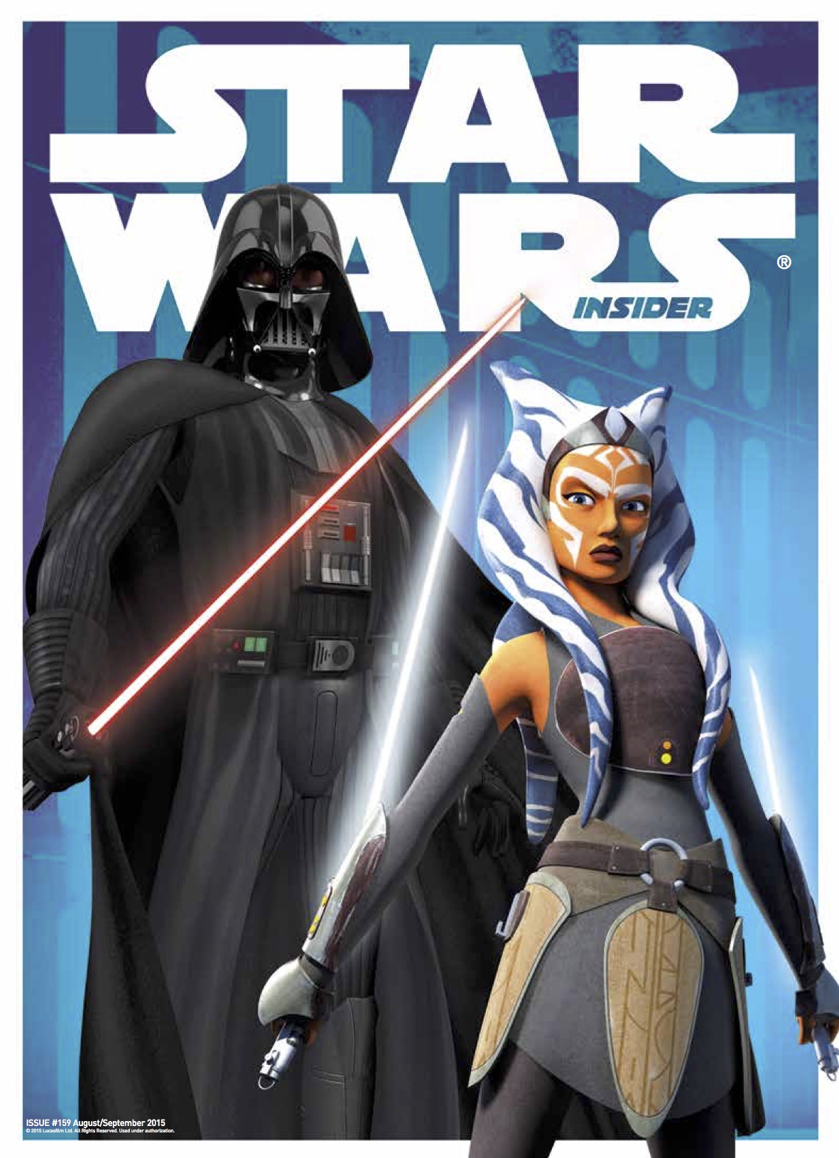 Star Wars Insider #159 (Subscriber Cover)