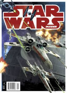 Star Wars Insider #161 (Comic Store Cover)