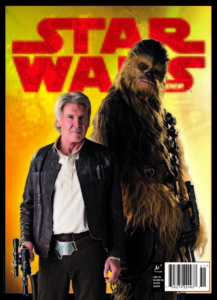 Star Wars Insider #165 (Comic Store Cover)