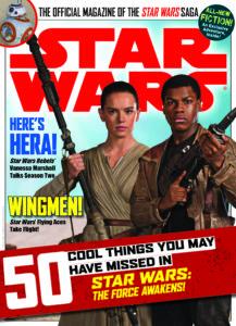 Star Wars Insider #165 (03.05.2016)