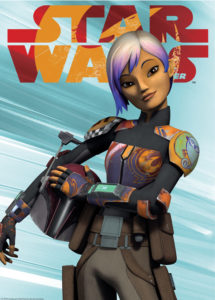 Star Wars Insider #168 (Comic Store Cover)