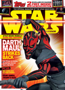 Star Wars Insider #168 (Newsstand Cover) (06.09.2016)