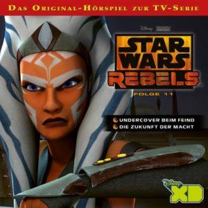 Star Wars Rebels Folge 11: Undercover beim Feind / Die Zukunft der Macht (13.01.2017)