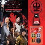 Star Wars: The Last Jedi - Movie Theater Storybook & Movie Projector (15.12.2017)