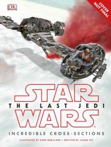 Star Wars: The Last Jedi: Cross-Sections (15.12.2017)