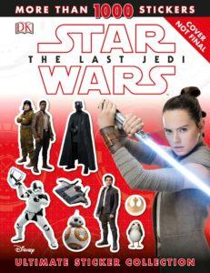 Star Wars: The Last Jedi: Ultimate Sticker Collection (15.12.2017)