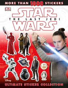 Star Wars: The Last Jedi: Ultimate Sticker Collection (15.12.2017)