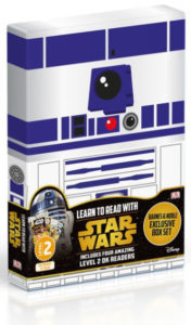 Learn to Read with Star Wars: R2-D2 Level 2 (Barnes & Noble Exclusive Box Set) (12.12.2017)