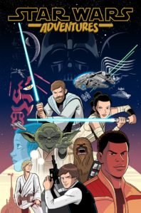 Star Wars Adventures Volume 1 (17.10.2017)