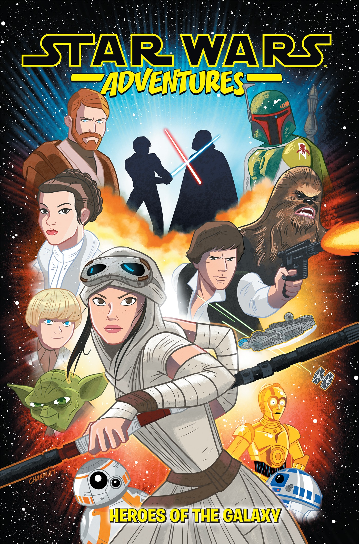All upcoming books and tpbs with all the information one would brand new star wars comic book stories for readers of all ages these new adventures make this sprawling universe more accessible than ever fandeluxe Document