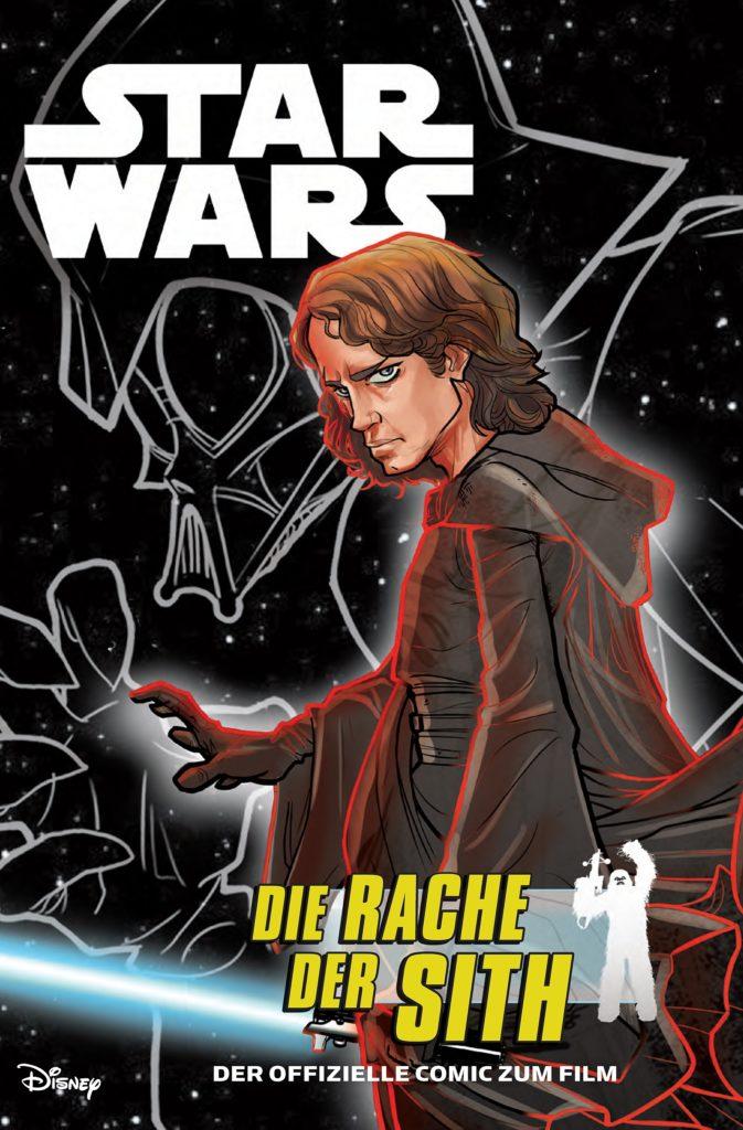 Star Wars: Die Rache der Sith - Die Junior Graphic Novel (18.09.2017)
