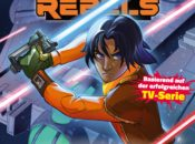 Star Wars Rebels, Band 3: Rebellion am Rand der Galaxis (24.07.2017)
