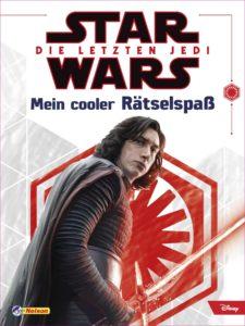Star Wars: Die letzten Jedi - Mein cooler Rätselspaß (21.12.2017)