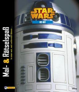 Mal- und Rätselspaß R2-D2 (28.07.2017)
