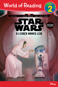 A Leader Named Leia (World of Reading Level 2) (01.09.2017)