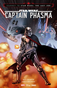 Captain Phasma #1 (September 2017)