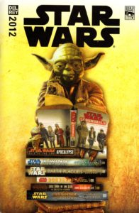 Star Wars 2012 Del Rey Sampler (Juli 2012)