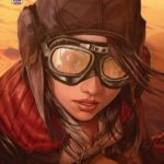 Doctor Aphra #8 (Ashley Witter Variant Cover) (28.06.2017)
