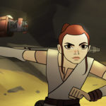 Forces of Destiny - Rey