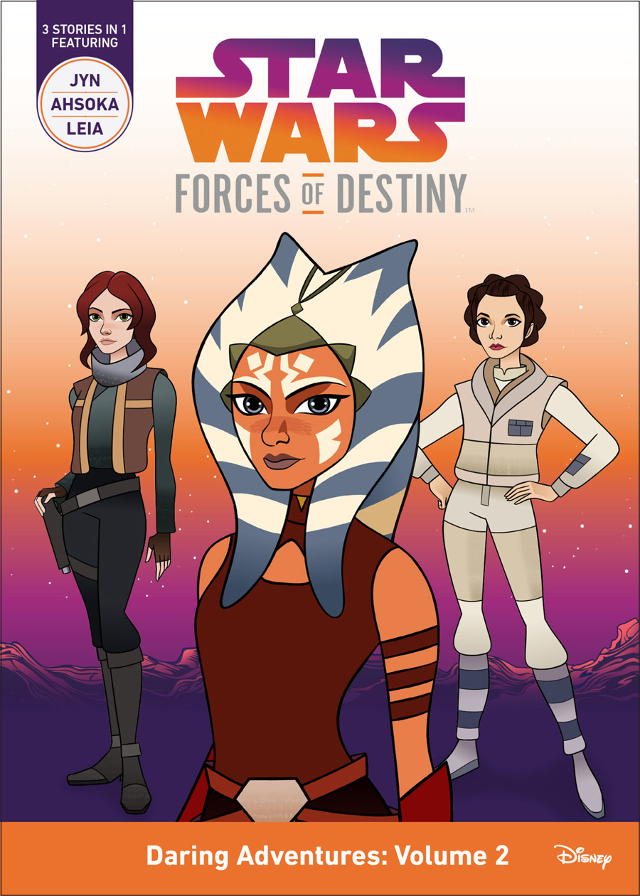 All upcoming books and tpbs with all the information one would three exciting adventures featuring rebel leader princess leia rogue ones jyn erso and jedi apprentice ahsoka tano fandeluxe Document