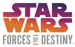 Star Wars: Forces of Destinyq