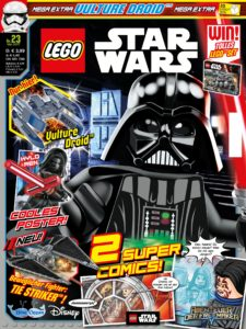 LEGO Star Wars Magazin #23 (29.04.2017)