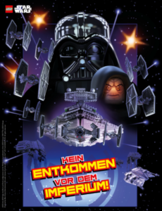 LEGO Star Wars Comic Sammelband #5 - Vorschau Poster