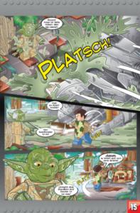 LEGO Star Wars Comic Sammelband #5 - Vorschau Seite15