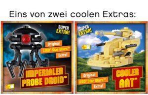 LEGO Star Wars Comic Sammelband #5 - Vorschau Extra