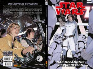 Star Wars, Band 3: Das Gefängnis der Rebellen (26.06.2017)
