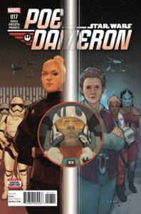 Poe Dameron #17 (19.07.2017)