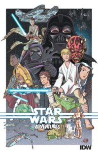 Star Wars Adventures (Eric Jones)
