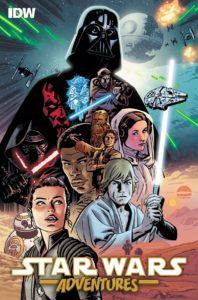 Star Wars Adventures (Chris Samnee)