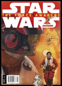 Star Wars Insider #162 (Comic Store Cover)