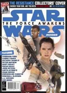 "Star Wars Insider #162 (""Light Side"" Newsstand Cover)"