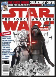 """Star Wars Insider #162 (""""Dark Side"""" Newsstand Cover)"""