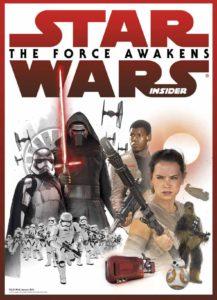 Star Wars Insider #162 (Subscriber Cover)