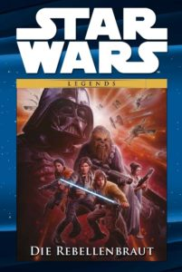 Star Wars Comic-Kollektion, Band 21: Die Rebellenbraut