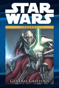 Star Wars Comic-Kollektion, Band 23: General Grievous (24.07.2017)