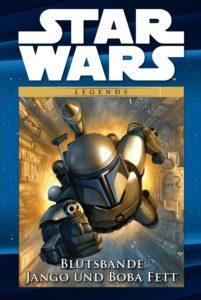 Star Wars Comic-Kollektion, Band 24: Blutsbande: Jango und Boba Fett (15.08.2017)