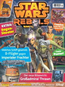 Star Wars Rebels Magazin #31 (10.05.2017)