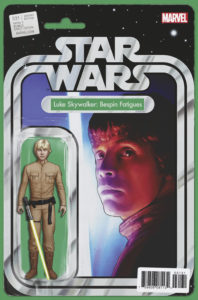 Star Wars #31 (Action Figure Variant Cover) (17.05.2017)