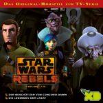 Star Wars Rebels Folge 13: Der Beschützer von Concord Dawn / Die Legenden der Lasat (07.04.2017)