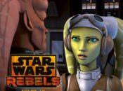 Star Wars Rebels Folge 14: Die Reise der Purrgils / Der Freiheitskämpfer (07.04.2017)