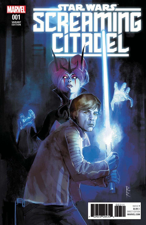The Screaming Citadel #1 (Rod Reis Variant Cover) (10.05.2017)