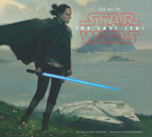 The Art of Star Wars: The Last Jedi (15.12.2017)