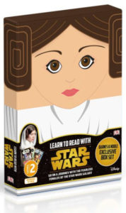 Learn to Read with Star Wars: Leia Level 2 (Barnes & Noble Exclusive Box Set) (12.12.2017)