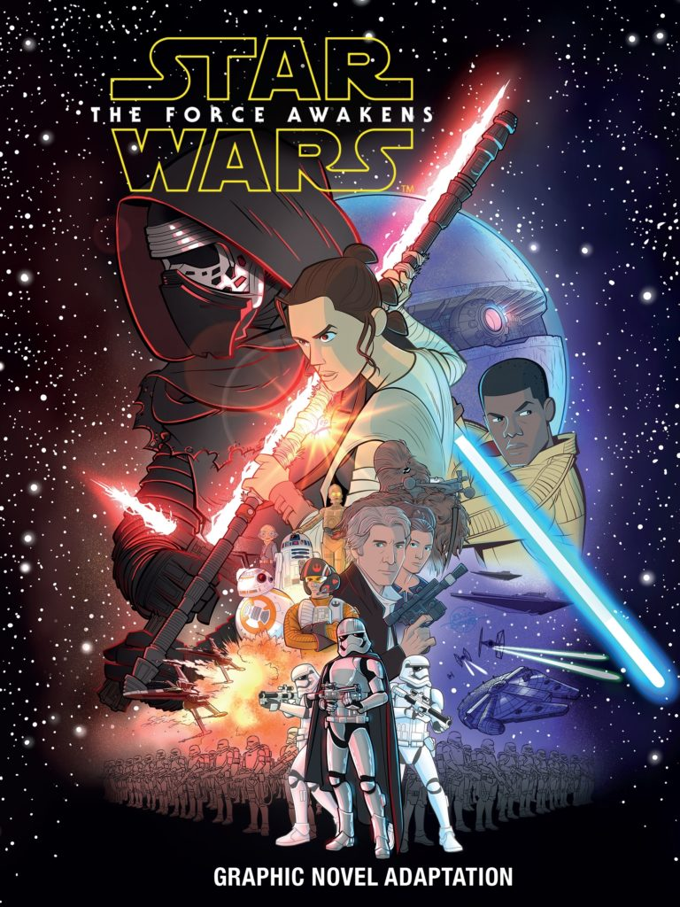 Star Wars: The Force Awakens - Graphic Novel Adaptation (29.08.2017)