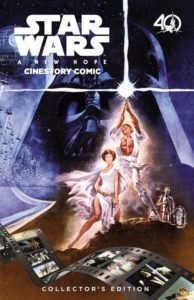 Star Wars: A New Hope - Cinestory Comic: 40th Anniversary Collector's Edition (12.09.2017)